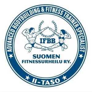 Suomen Fitnessurheilu ry Fitnessvalmentaja taso 2