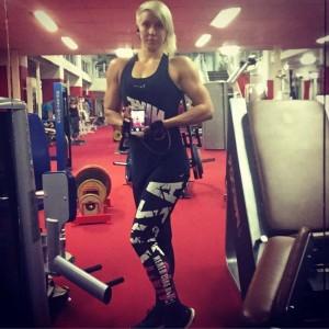 WFC Marianne Kankaisto BodyFitness