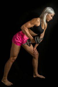 Personal trainer Marianne Kankaisto