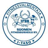 Suomen Fitnessurheilu ry logo