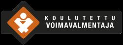 trainer4you-voimavalmentaja-lisenssilogo Marianne Kankaisto Personal Training Mymes Oy
